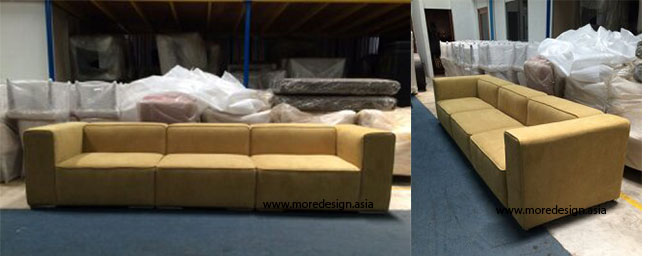 Exceptionnel CARMO SOFA 3SEATER